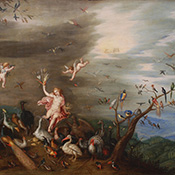 Jan Van Kessel, Air