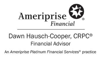 Ameriprise Financial, Dawn Hausch-Cooper