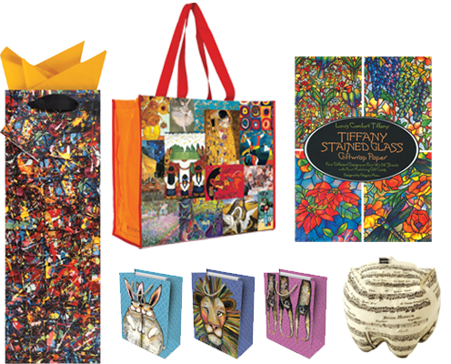 Bags and Wrapping Paper