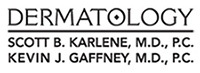 Scott B. Karlene, M.D., and Kevin J. Gaffney, M.D. Dermatology