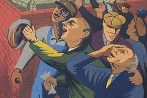 June 25, 2021 | Harry Gottlieb, The Strike is Won