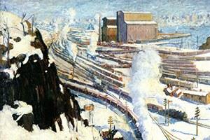 January 8, 2021 | Leon Kroll, Terminal Yards