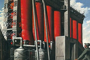 April 9, 2021 | Robert Riggs, Limestone Kilns, Wyandotte Chemical Company, Michigan
