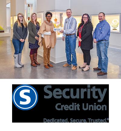 Security Credit Union Check Presentation Photo