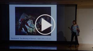 Rembrandt's Representations of Biblical Scenes