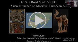 The Sheppy Dog Fund Lecture: The Silk Road Made Visible