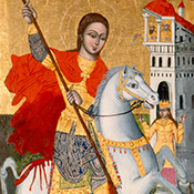 Anonymous, Saint George and the Dragon