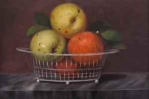 April 23, 2021 | Robert Street, The Basket of Apples