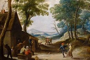 May 21, 2021 | David Teniers the Younger, Peasants Dancing
