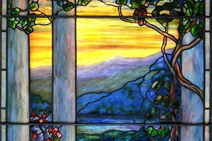 May 7, 2021 | Louis Comfort Tiffany, Stained Glass Window