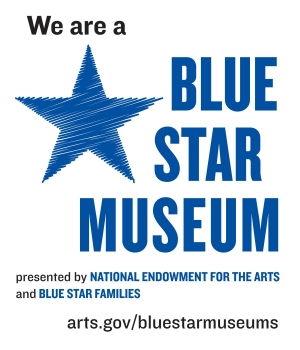 Blue Star Museum Graphic
