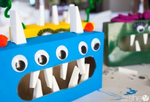 Make a Worry Monster