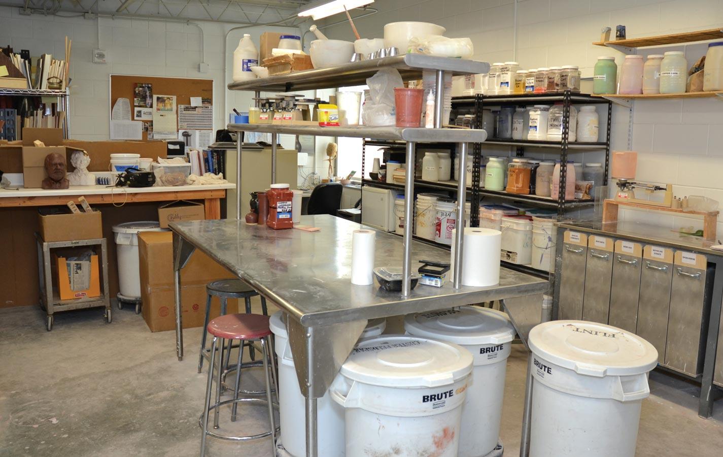 Beth Howarth Glaze Lab