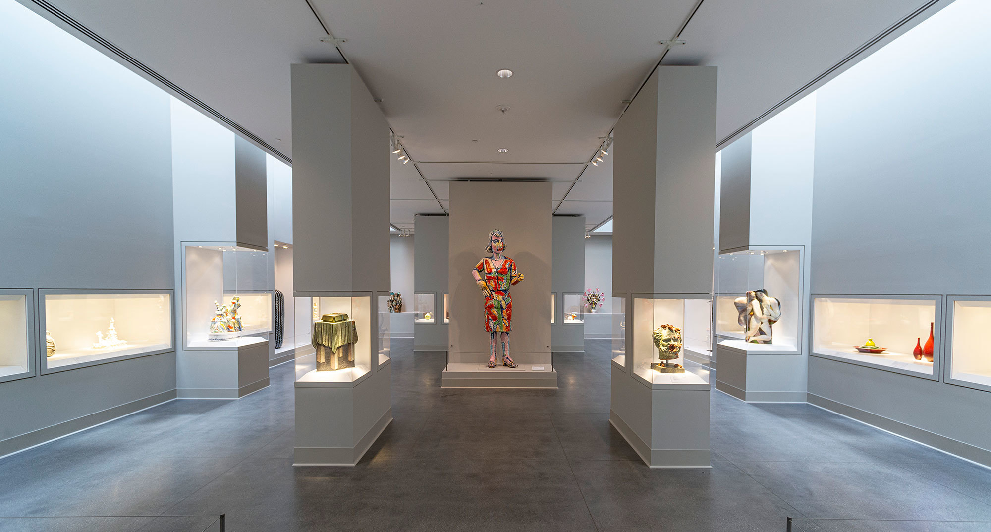 South Gallery – Contemporary Craft Wing
