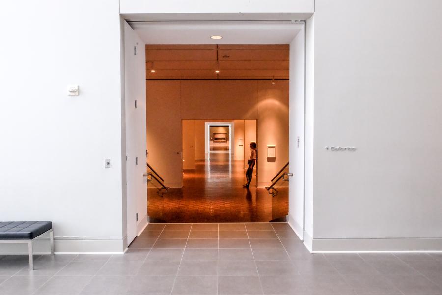 Charles Stewart Mott Gallery Wing
